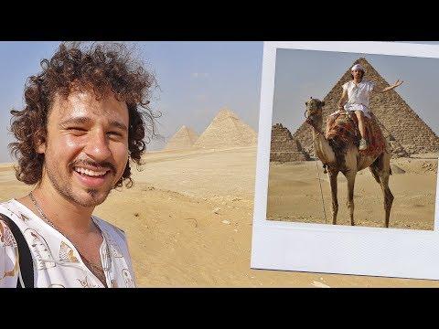 ¿Cómo son REALMENTE las PIRÁMIDES de Egipto?