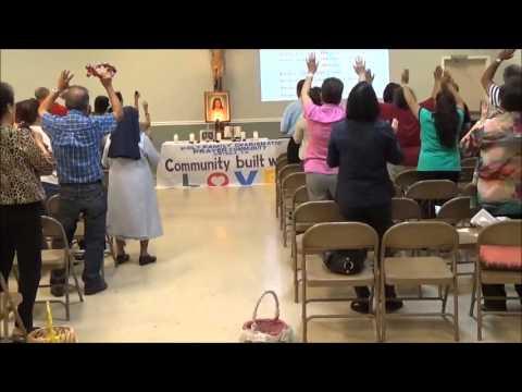 10-01-2015 Charismatic Prayer Meeting, Praise and Worship