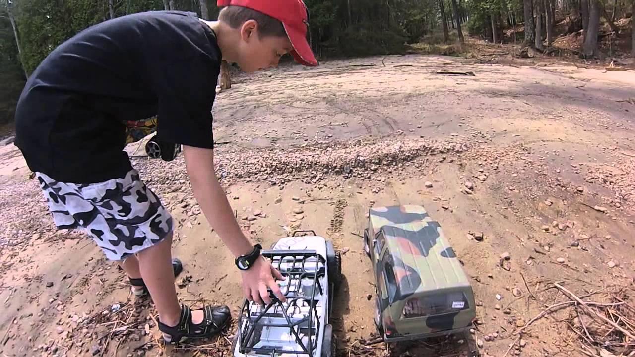Tiny Trucks Tiny Trucks Bash And Crawl Weekend Youtube