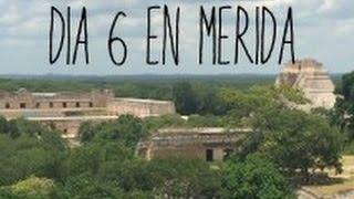 Día 5 en Mérida - Ruinas de Uxmal y Museo del chocolate