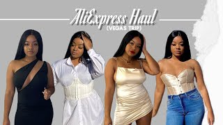2019 AliExpress Haul (Vegas Vlog Outfits)