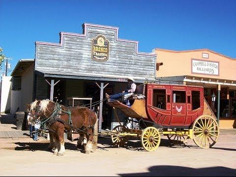 Tombstone & Bisbee, Arizona