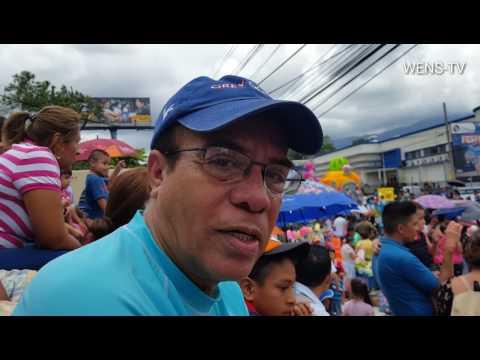 El Salvador, fiestas patronales en la capital 2017