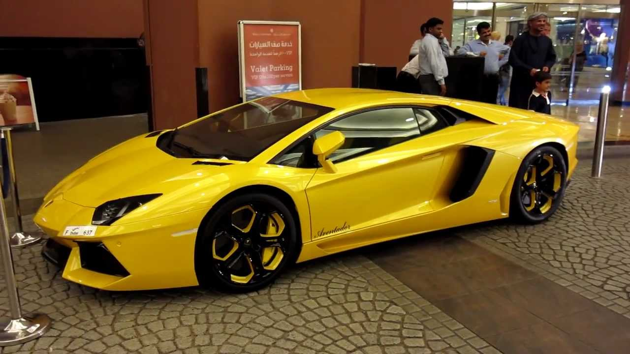 Lamborghini Aventador Lp700 4 With Custom Rims Youtube