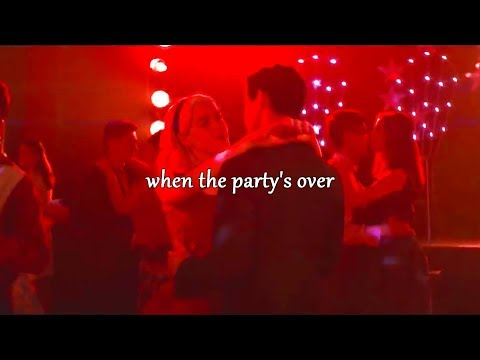 Nick & Sabrina | When The Party's Over