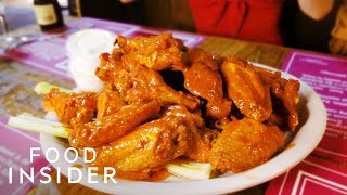 The Best Buffalo Wings In Buffalo, NY | Best Of The Best