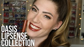 NEW LIPSENSE SHADES: Mirage LipSense, Sunstone LipSense, + Desert Topaz Gloss | First Impression