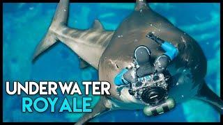 DEPTH Underwater Battle Royale! (Last Tide Gameplay Part 1)