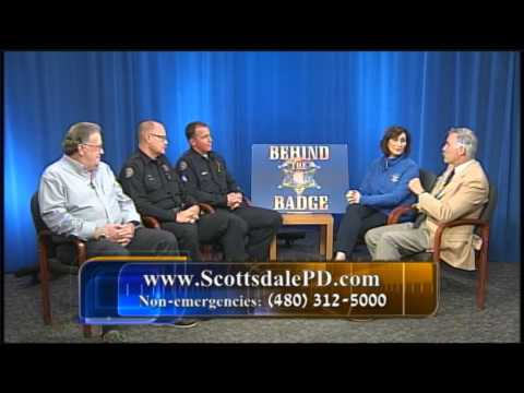 Behind the Badge: Public Information Office