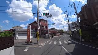 【足立区マニアック】七曲がりの始点から終点まで自転車動画
