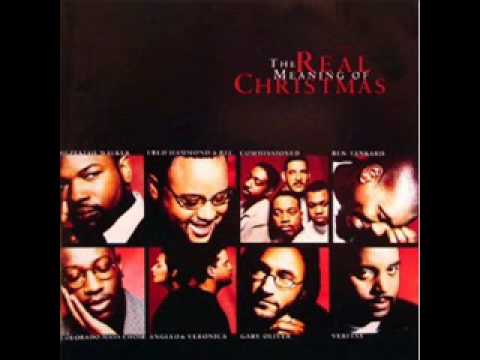 Colorado Mass Choir-Real Meaning Of Christmas