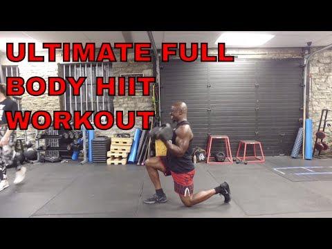 Killer Full Body Workout – Train Like An Athlete – Look Like A Fitness Model