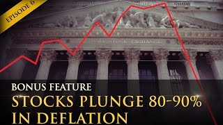 Stocks To Plunge 80-90% In Deflation - Harry Dent With Mike Maloney