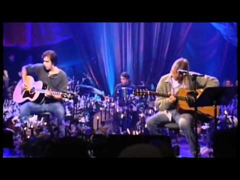 NIRVANA   Come as you are MTV UNPLUGGED HD