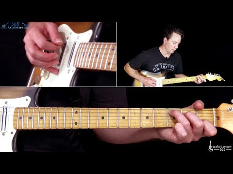 Lynyrd Skynyrd - Simple Man Guitar Lesson