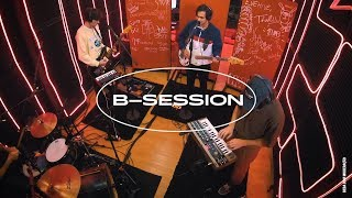Bud apresenta Terno Rei em sesso no BSideStudio