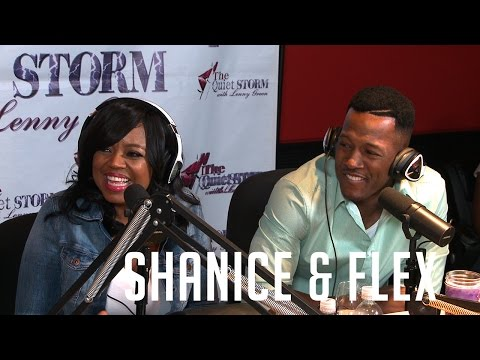 Flex & Shanice Open Up About Marriage After 4 Months Of Dating! + Speaking Things Into Existence