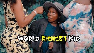 WORLD RICHEST KID (PRAIZE VICTOR COMEDY)