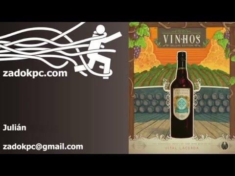 Vinhos Deluxe Special Vintage 2016 en la mesa de Zadokpc