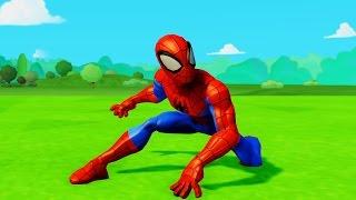 Все серии подряд игра про машинки Дисней и Человека Паука Spider-Man & Disney Pixar Cars