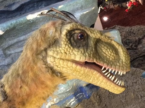 Jurassic Quest: Have a dinosaur adventure at the Duke Energy Convention Center