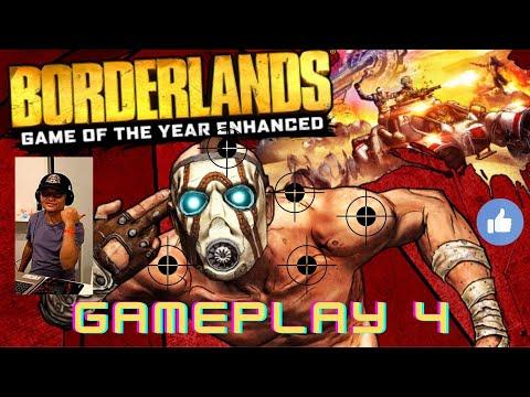 Borderlands GOTY Enhanced Edition Nine Toes, Boss Fight |