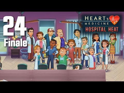 Heart's Medicine - Hospital Heat [24 - Finale] Our New Lives