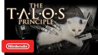 The Talos Principle - Launch Trailer - Nintendo Switch