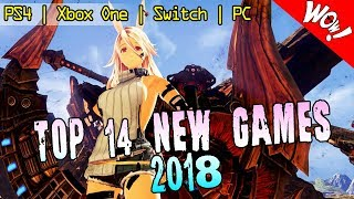 BEST TOP 14 NEW GAMES RELEASE 11 DECEMBER 2018 PS4 | Xbox One | Switch | PC