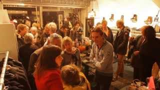 Schott NYC store The Hague - opening party