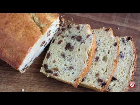 How To Make Raisin Quick Bread