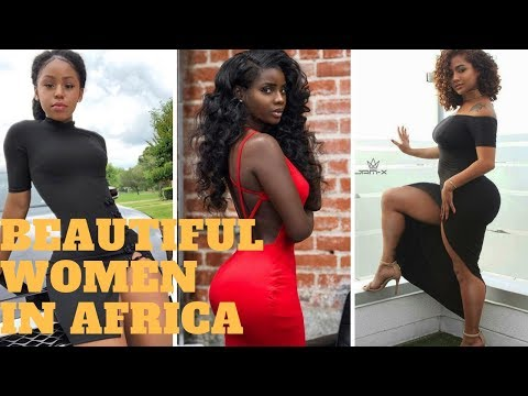 Countries with the most Beautiful Women in Africa