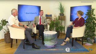 Wie wichtig sind Proteine für den Körper? QuantiSana.TV 14.09.16 mit Dr. Heinz Reinwald