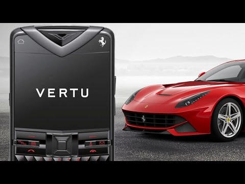 10.000 TL Fiyatıyla Vertu Ferrari Akıllı Telefon İncelemesi