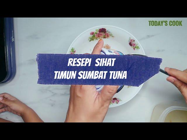 Resepi Timun Sumbat Tuna in Water