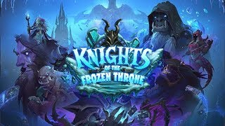 Card Review Knights of the Frozen Throne Part 5