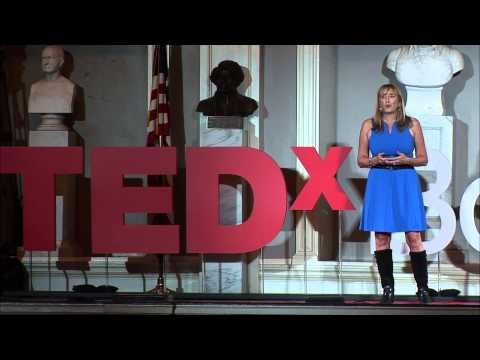 Penguins in peril | Dyan deNapoli | TEDxBoston
