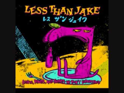 Less Than Jake  Jenny 8675309 HQ