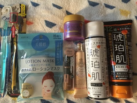 Japanese Drugstore and chitchat