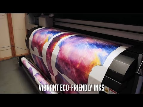 All Over Print Hoodie - How It's Made [intotheam.com]