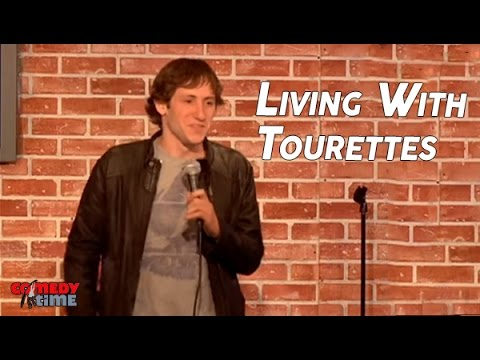 Living With Tourettes