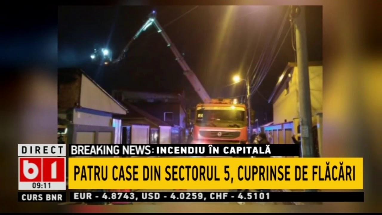 PATRU CASE DIN SECTORUL 5, CUPRINSE DE FLACARI_Stiri b1_14 februarie 2021