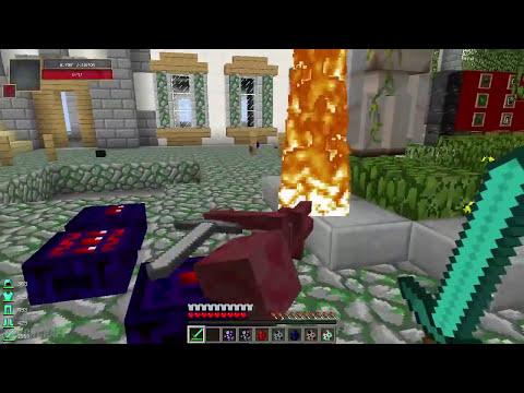 Майнкрафт Приключения (NYX Horror Survival Mod) (Часть 2/2) – Обзор Модов Minecraft (180)