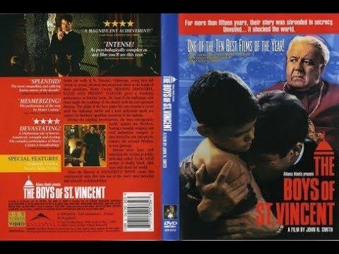 Os Meninos de São Vicente. Filme Polêmico 1992