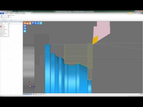 Edgecam 2014 R2 - Forbedret dreiefunksjonalitet