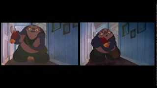 Jumba Attacks - Deleted Scene
