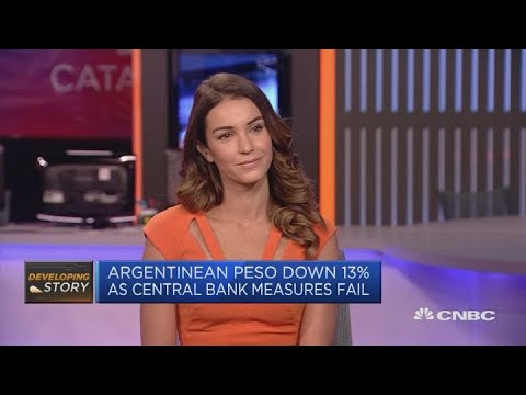 Argentina struggles with yet another financial crisis | Squawk Box