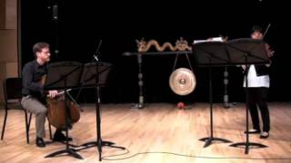 ...and earth shall be my witness (2011)- violin, cello duet