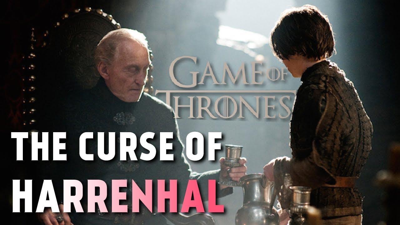 Harrenhal's Curse  (Game of Thrones Lore)