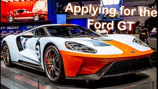I FOUND MY NEXT CAR AT THE LA AUTO SHOW! *FORD GT SUPERCAR*